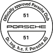 Officially approved Porsche Club 51